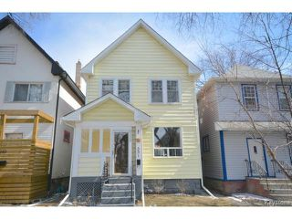 Photo 1: Home Street in Winnipeg: Residential for sale : MLS®# 1507698