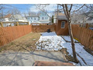 Photo 16: Home Street in Winnipeg: Residential for sale : MLS®# 1507698