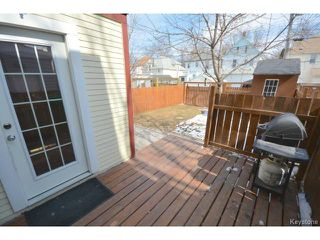 Photo 17: Home Street in Winnipeg: Residential for sale : MLS®# 1507698