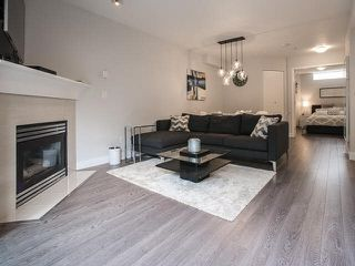 "Photo 2: 222 678 W 7TH Avenue in Vancouver: Fairview VW Condo for sale in ""LIBERTE"" (Vancouver West)  : MLS®# V1126235"