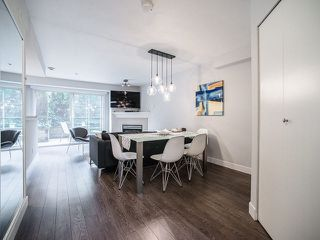 "Photo 12: 222 678 W 7TH Avenue in Vancouver: Fairview VW Condo for sale in ""LIBERTE"" (Vancouver West)  : MLS®# V1126235"