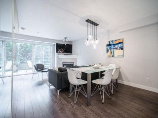 "Photo 7: 222 678 W 7TH Avenue in Vancouver: Fairview VW Condo for sale in ""LIBERTE"" (Vancouver West)  : MLS®# V1126235"