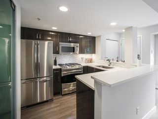 "Photo 3: 222 678 W 7TH Avenue in Vancouver: Fairview VW Condo for sale in ""LIBERTE"" (Vancouver West)  : MLS®# V1126235"