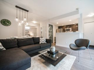 "Photo 1: 222 678 W 7TH Avenue in Vancouver: Fairview VW Condo for sale in ""LIBERTE"" (Vancouver West)  : MLS®# V1126235"