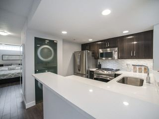 "Photo 14: 222 678 W 7TH Avenue in Vancouver: Fairview VW Condo for sale in ""LIBERTE"" (Vancouver West)  : MLS®# V1126235"