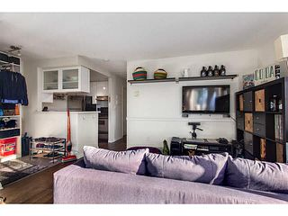 "Photo 4: 9 1182 W 7TH Avenue in Vancouver: Fairview VW Condo for sale in ""THE SAN FRANCISCAN"" (Vancouver West)  : MLS®# V1128702"