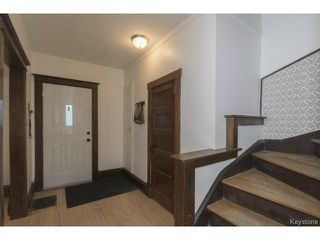 Photo 11: 295 Aubrey Street in WINNIPEG: West End / Wolseley Residential for sale (West Winnipeg)  : MLS®# 1516381