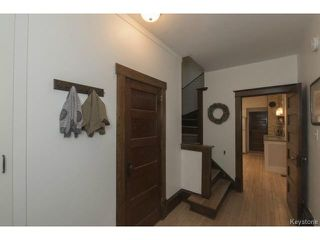 Photo 10: 295 Aubrey Street in WINNIPEG: West End / Wolseley Residential for sale (West Winnipeg)  : MLS®# 1516381