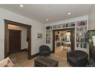 Photo 2: 295 Aubrey Street in WINNIPEG: West End / Wolseley Residential for sale (West Winnipeg)  : MLS®# 1516381