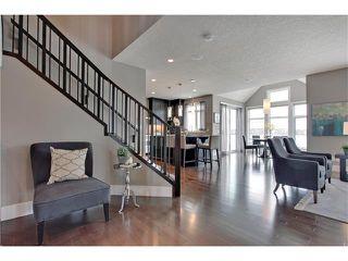 Photo 8: 35 AUBURN SOUND Cove SE in Calgary: Auburn Bay House for sale : MLS®# C4028300