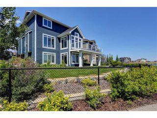 Photo 43: 35 AUBURN SOUND Cove SE in Calgary: Auburn Bay House for sale : MLS®# C4028300