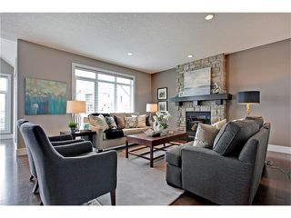 Photo 9: 35 AUBURN SOUND Cove SE in Calgary: Auburn Bay House for sale : MLS®# C4028300