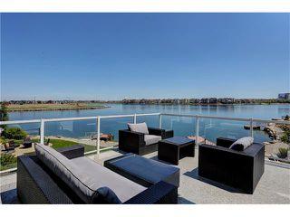 Photo 2: 35 AUBURN SOUND Cove SE in Calgary: Auburn Bay House for sale : MLS®# C4028300