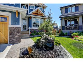 Photo 46: 35 AUBURN SOUND Cove SE in Calgary: Auburn Bay House for sale : MLS®# C4028300