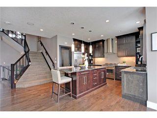 Photo 13: 35 AUBURN SOUND Cove SE in Calgary: Auburn Bay House for sale : MLS®# C4028300