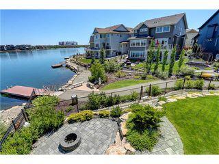 Photo 32: 35 AUBURN SOUND Cove SE in Calgary: Auburn Bay House for sale : MLS®# C4028300