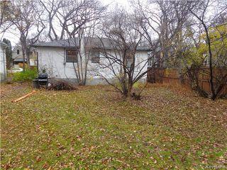 Photo 3: 496 Hethrington Avenue in WINNIPEG: Manitoba Other Residential for sale : MLS®# 1529502