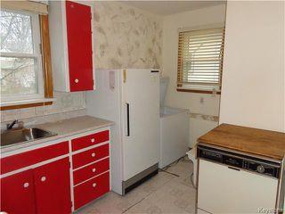 Photo 9: 496 Hethrington Avenue in WINNIPEG: Manitoba Other Residential for sale : MLS®# 1529502