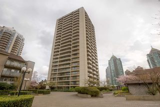 "Photo 19: 2407 4353 HALIFAX Street in Burnaby: Brentwood Park Condo for sale in ""BRENT GARDENS"" (Burnaby North)  : MLS®# R2046622"