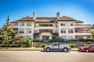 "Photo 1: 303 1618 GRANT Avenue in Port Coquitlam: Glenwood PQ Condo for sale in ""WEDGEWOOD MANOR"" : MLS®# R2110727"