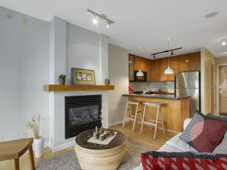 "Photo 4: 1606 989 RICHARDS Street in Vancouver: Downtown VW Condo for sale in ""MONDRIAN I"" (Vancouver West)  : MLS®# R2122201"