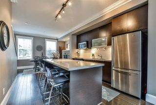 "Photo 6: 66 101 FRASER Street in Port Moody: Port Moody Centre Townhouse for sale in ""CORBEAU"" : MLS®# R2124526"