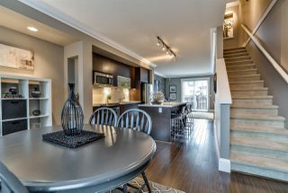 "Photo 9: 66 101 FRASER Street in Port Moody: Port Moody Centre Townhouse for sale in ""CORBEAU"" : MLS®# R2124526"