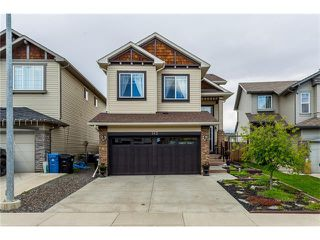 Main Photo: 143 NEW BRIGHTON Close SE in Calgary: New Brighton House for sale : MLS®# C4117311