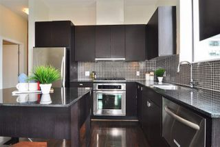 """Photo 9: 609 121 BREW Street in Port Moody: Port Moody Centre Condo for sale in """"ROOM"""" : MLS®# R2178031"""