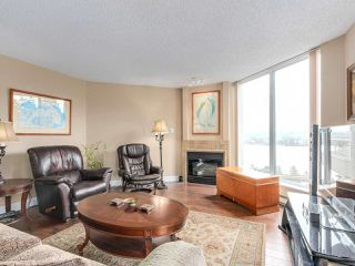 "Photo 3: 801 69 JAMIESON Court in New Westminster: Fraserview NW Condo for sale in ""PALACE QUAY"" : MLS®# R2182882"