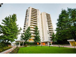"Photo 1: 801 69 JAMIESON Court in New Westminster: Fraserview NW Condo for sale in ""PALACE QUAY"" : MLS®# R2182882"