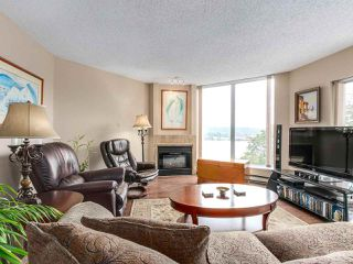 "Photo 2: 801 69 JAMIESON Court in New Westminster: Fraserview NW Condo for sale in ""PALACE QUAY"" : MLS®# R2182882"