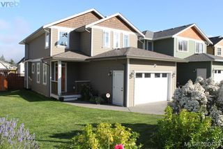 Photo 1: 6575 Arranwood Dr in SOOKE: Sk Sooke Vill Core Single Family Detached for sale (Sooke)  : MLS®# 763637