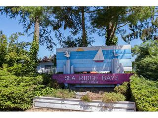 """Photo 18: 46 15875 20 Avenue in Surrey: King George Corridor Manufactured Home for sale in """"SEA RIDGE BAYS"""" (South Surrey White Rock)  : MLS®# R2192542"""