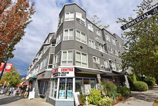 Photo 1: 204 1707 CHARLES Street in Vancouver: Grandview VE Condo for sale (Vancouver East)  : MLS®# R2209224