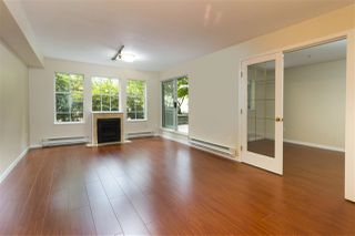 Photo 2: 109 1199 WESTWOOD STREET in Coquitlam: North Coquitlam Condo for sale : MLS®# R2202649
