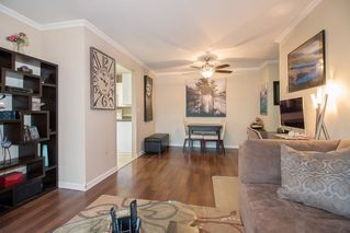 """Photo 5: 210 2285 PITT RIVER Road in Port Coquitlam: Central Pt Coquitlam Condo for sale in """"SHAUGHNESSY MANOR"""" : MLS®# R2233652"""