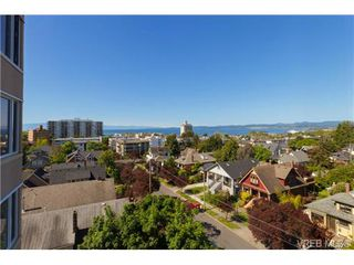 Photo 7: 604 139 Clarence Street in VICTORIA: Vi James Bay Residential for sale (Victoria)  : MLS®# 366958