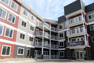 Main Photo: 343 1818 Rutherford Road in Edmonton: Zone 55 Condo for sale : MLS®# E4100410