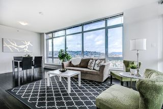 """Photo 4: 2503 2789 SHAUGHNESSY Street in Port Coquitlam: Central Pt Coquitlam Condo for sale in """"THE SHAUGHNESSY"""" : MLS®# R2255275"""
