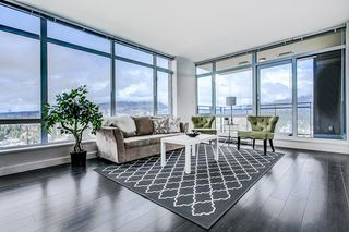 "Photo 3: 2503 2789 SHAUGHNESSY Street in Port Coquitlam: Central Pt Coquitlam Condo for sale in ""THE SHAUGHNESSY"" : MLS®# R2255275"