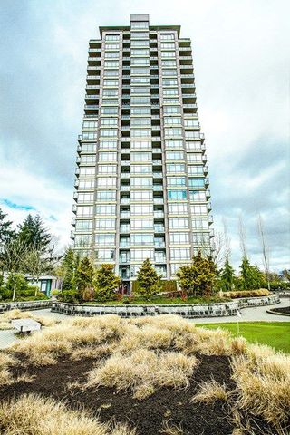"Photo 1: 2503 2789 SHAUGHNESSY Street in Port Coquitlam: Central Pt Coquitlam Condo for sale in ""THE SHAUGHNESSY"" : MLS®# R2255275"