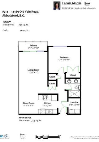 "Photo 15: 212 33369 OLD YALE Road in Abbotsford: Central Abbotsford Condo for sale in ""Monte Vista Villas"" : MLS®# R2316558"
