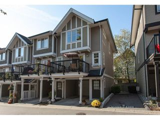 "Main Photo: 29 20176 68 Avenue in Langley: Willoughby Heights Townhouse for sale in ""STEEPLECHASE"" : MLS®# R2317016"