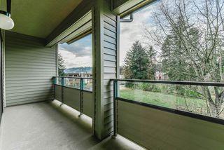"Photo 18: 307 2915 GLEN Drive in Coquitlam: North Coquitlam Condo for sale in ""GLENBOROUGH"" : MLS®# R2322918"