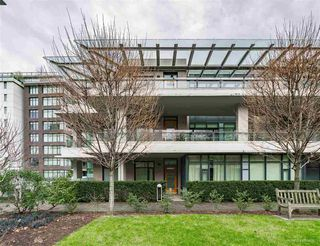 "Photo 17: 313 77 WALTER HARDWICK Avenue in Vancouver: False Creek Condo for sale in ""KAYAK"" (Vancouver West)  : MLS®# R2337968"
