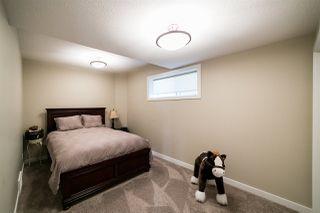 Photo 22: 15 8132 217 Street in Edmonton: Zone 58 House Half Duplex for sale : MLS®# E4149187