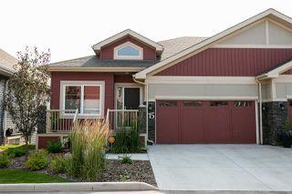 Photo 1: 15 8132 217 Street in Edmonton: Zone 58 House Half Duplex for sale : MLS®# E4149187