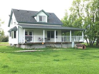 Main Photo: Twp 610 @ Hwy 63: Rural Thorhild County House for sale : MLS®# E4153208