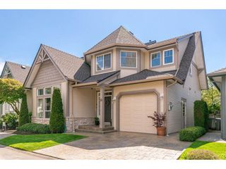 "Photo 1: 6 6177 169 Street in Surrey: Cloverdale BC Townhouse for sale in ""Northview Walk"" (Cloverdale)  : MLS®# R2364005"
